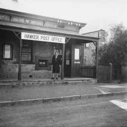 Hawker Post Office
