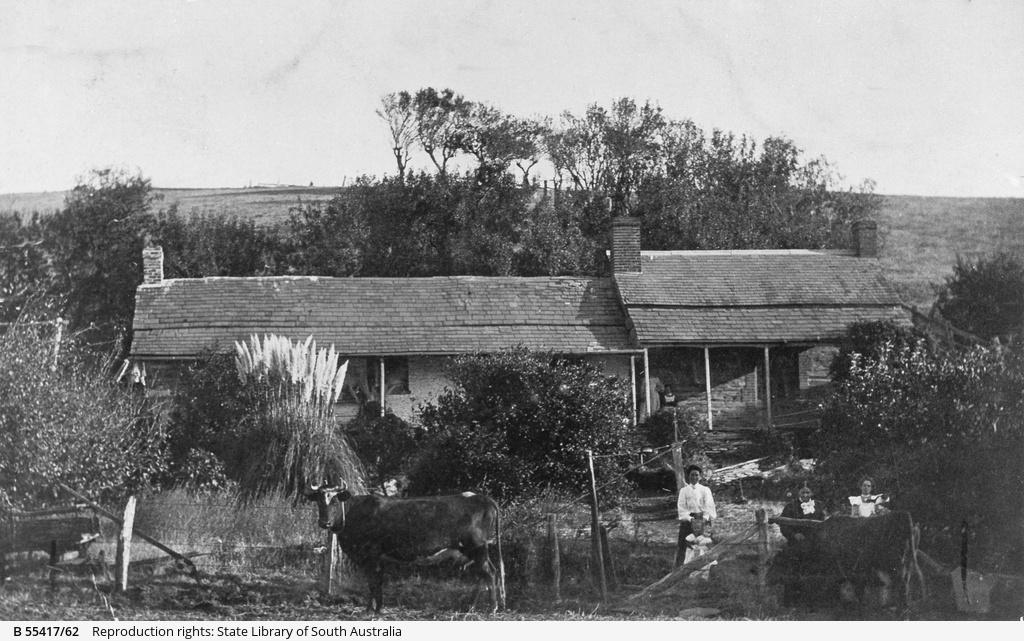 'Youlton' homestead