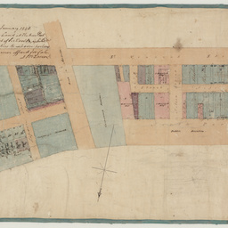 Plan of the land at the New Port forming part of section 'A' [Port Adelaide] [cartographic material]