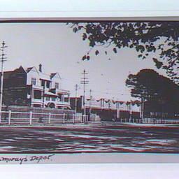Tramways Depot, Hackney
