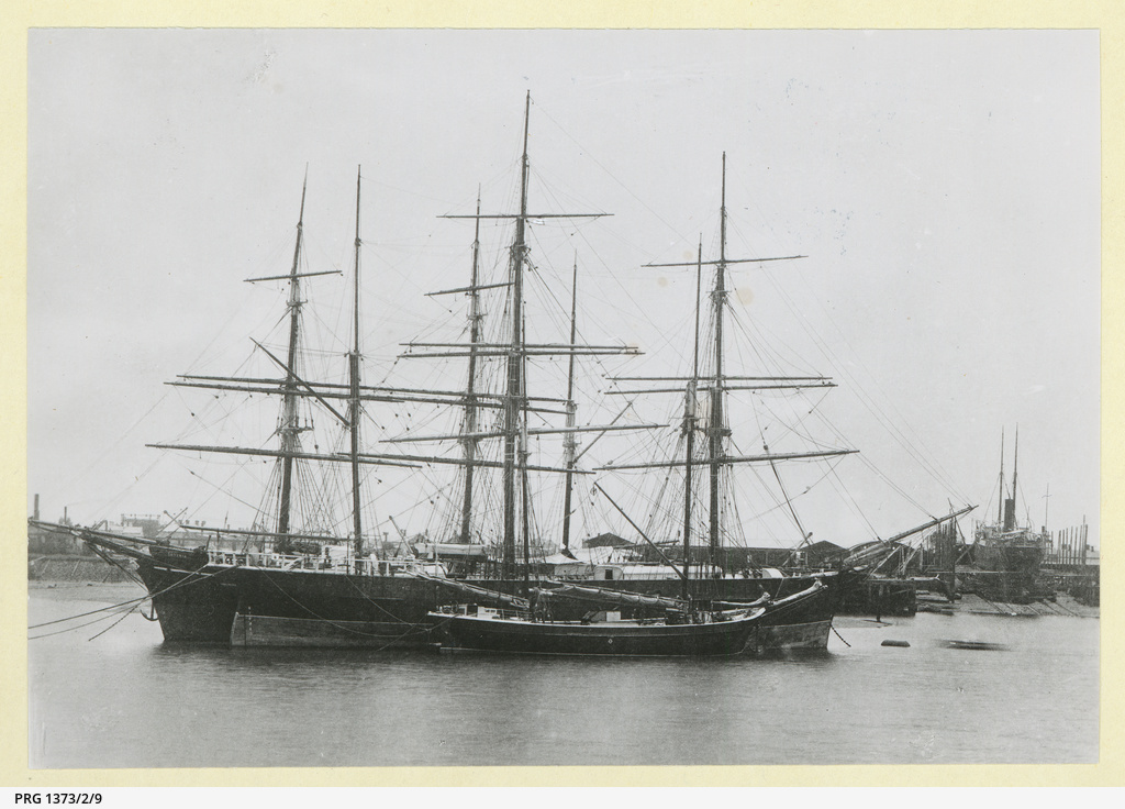 The 'Heather Bell' in Port Adelaide