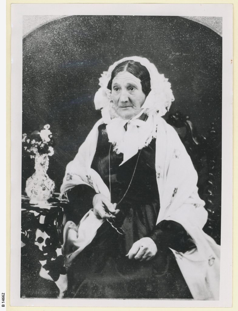 Mrs. Mary Thomas