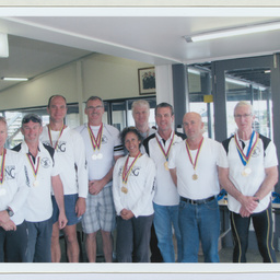 Port Adelaide Rowing Club Master Men's Eight Championship 2011