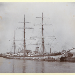 The 'Procyon' in an unidentified port