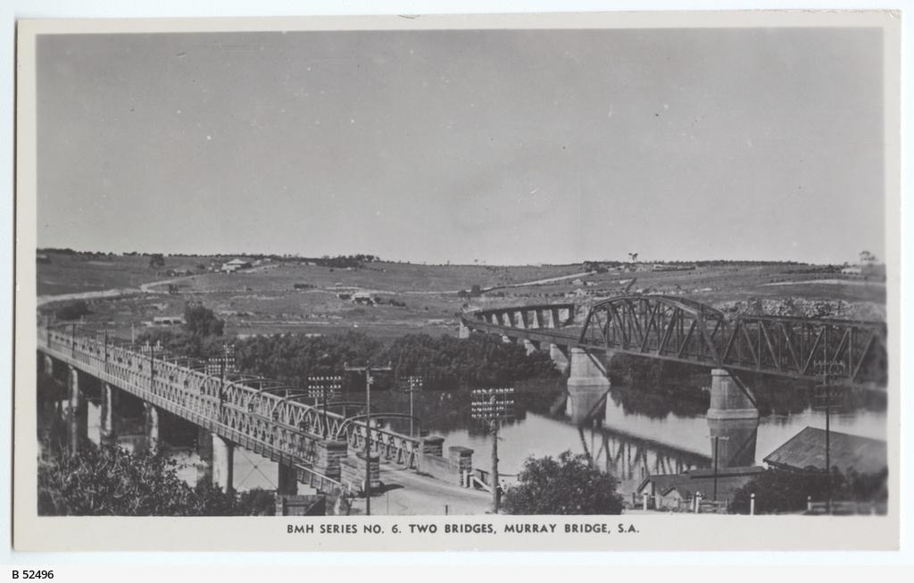 Bridges at Murray Bridge