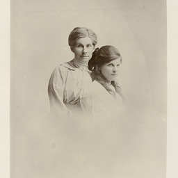 Ada and Mary Hancock