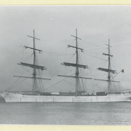 The 'Sierra Colonna' in an unidentified port