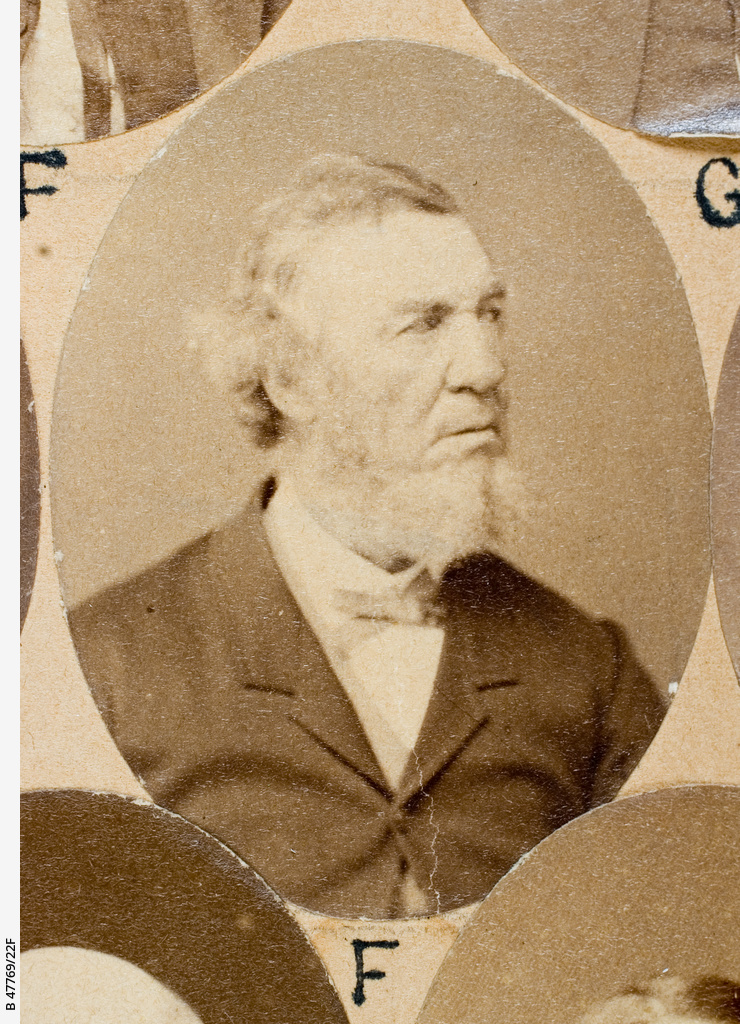 The Old Colonists Banquet Group : Henry Parker Robinson
