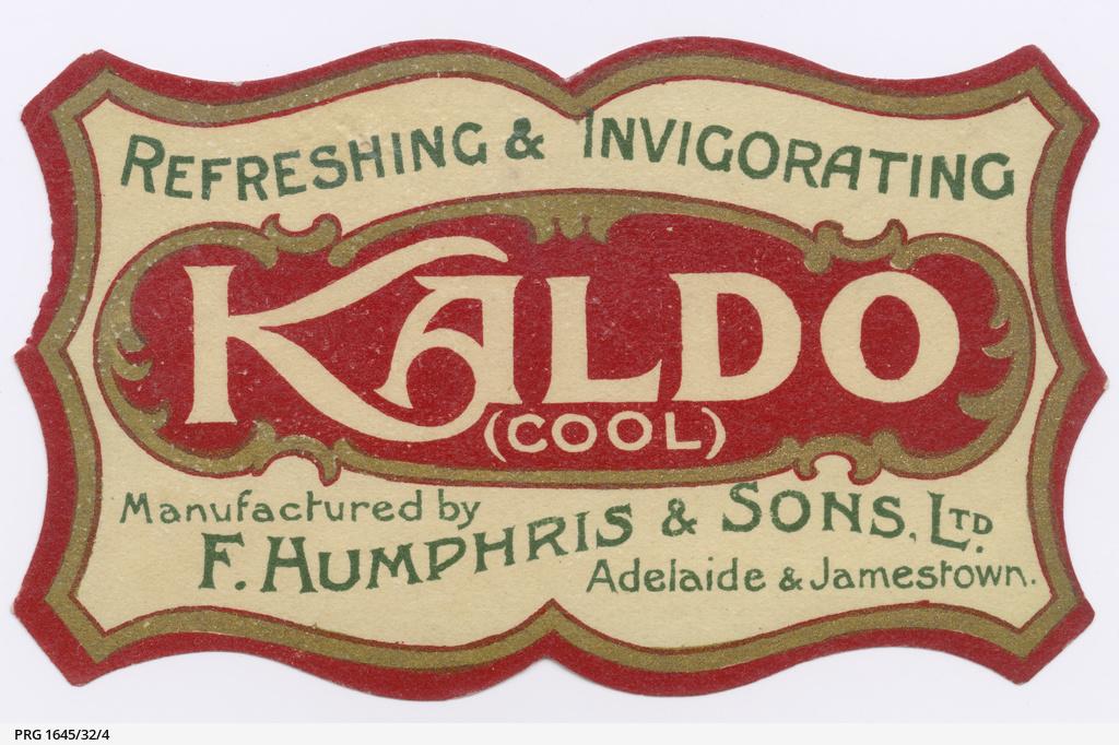 Kaldo label