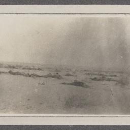Photograph album taken during World War One
