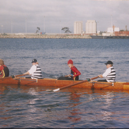 Port Adelaide Rowing Club members