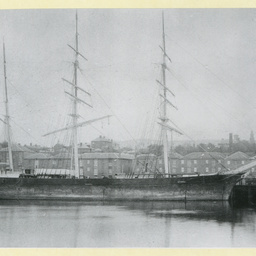 The 'Ethel' in an unidentified port