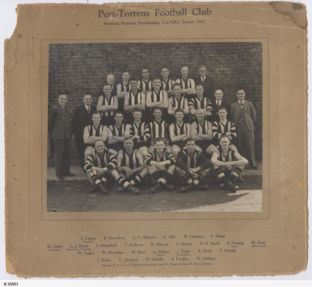 Port-Torrens Football Club