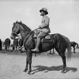 Mounted Light Horseman.