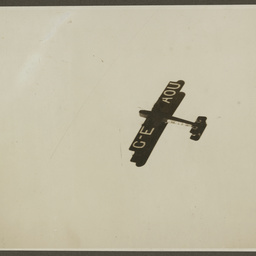 Vickers Vimy in flight.
