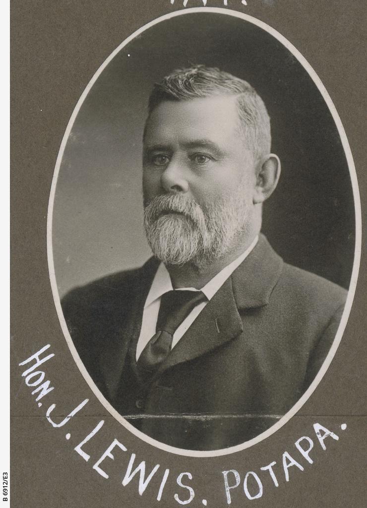 S.A. Northern Pioneers 1850-59 : Hon. John Lewis
