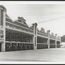 Hackney Tram Depot