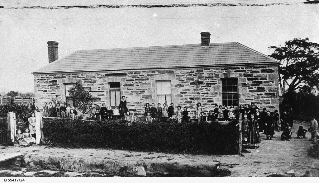 Miss Charlotte Smith's Private School at Willunga