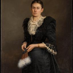 Portrait of Mary Burford