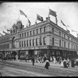 Rundle Street corner of Charles Street