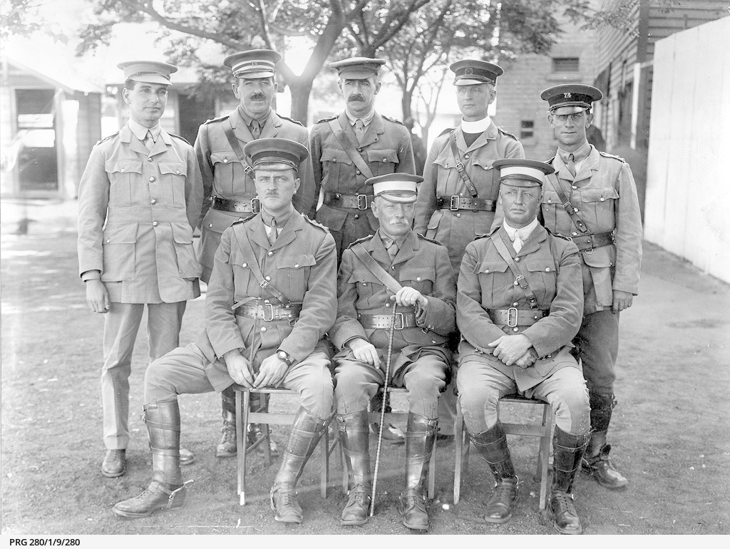 Army staff officers