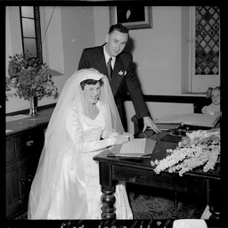 Harris - Irvine wedding