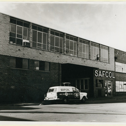 SAFCOL Building and vehicle, Wright Street, Adelaide