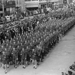United States Army, King William Street, Adelaide