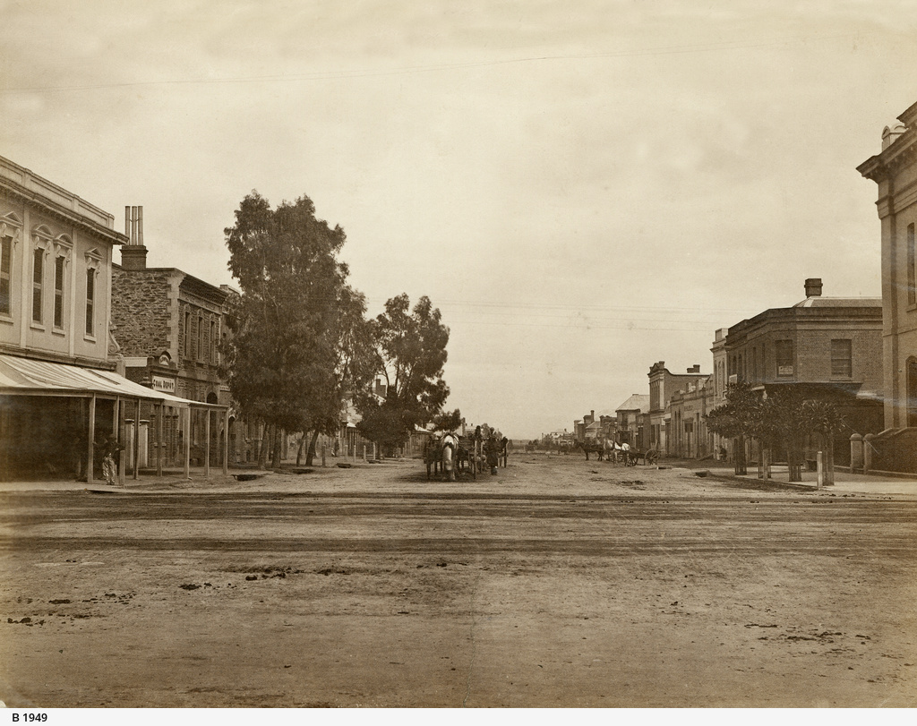Currie Street, Adelaide