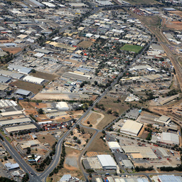 Aerial photographs of the city of Port Adelaide Enfield : Dry Creek