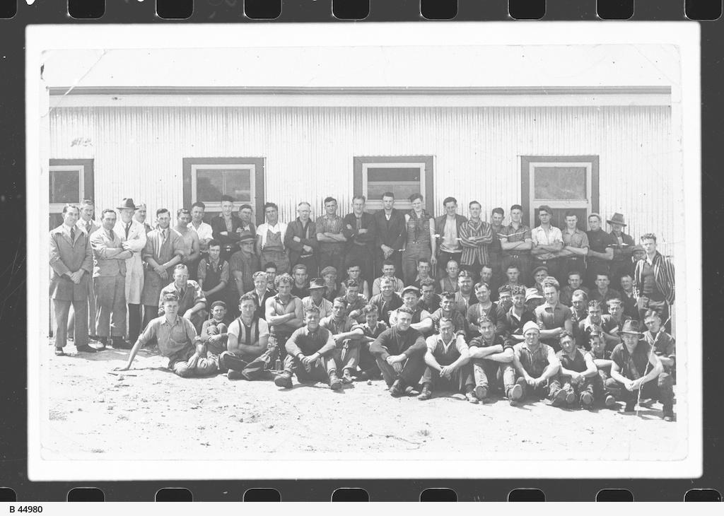 Abattoir Staff, Port Lincoln
