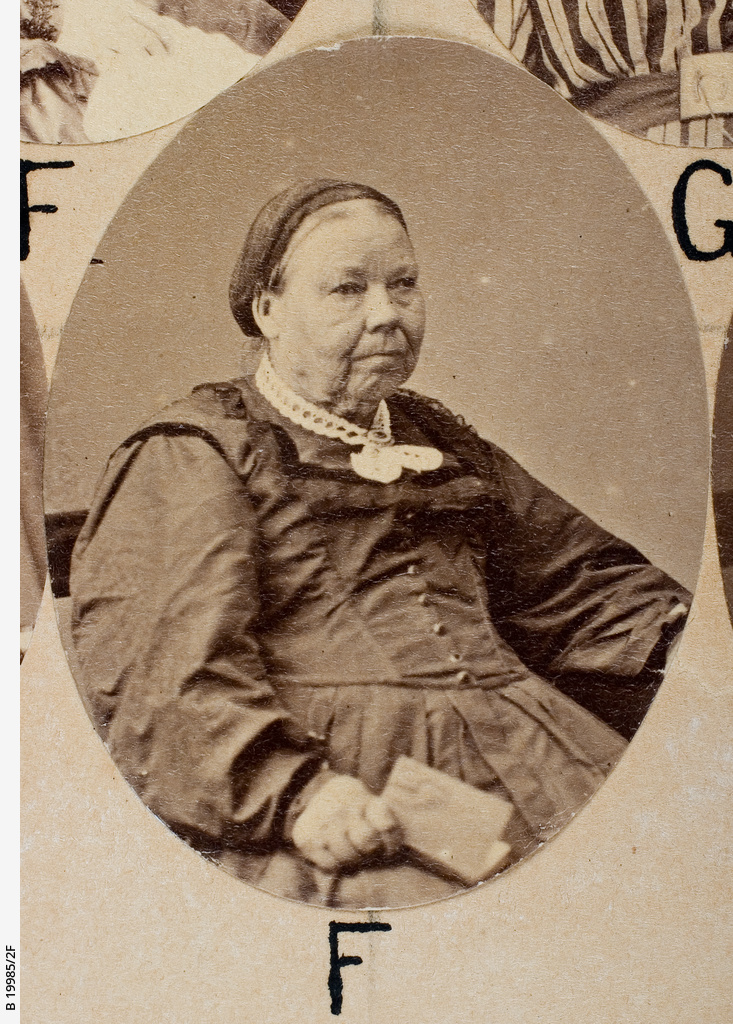 Group of [women] Old Colonists : Wisdom
