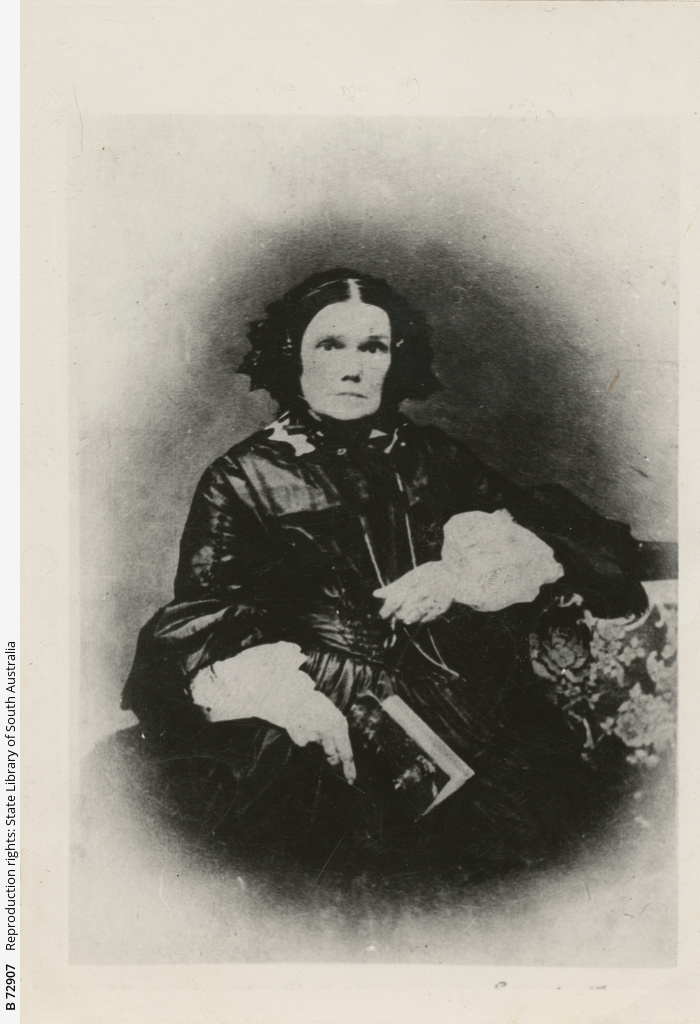 Portrait of Mrs Ann Dunn