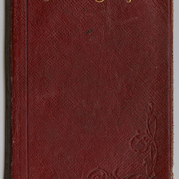 Diary of Frederick Leopold Terrell, 1914