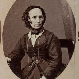 Group of [women] Old Colonists : Mary Ann Thompson