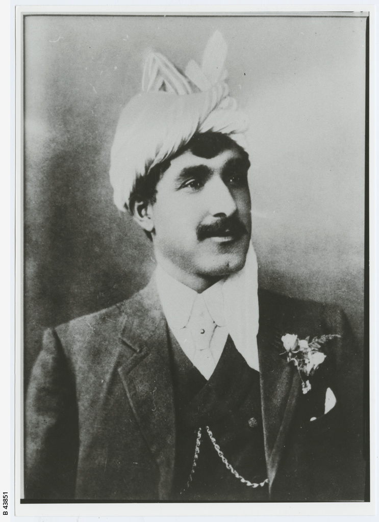 Mahomet Allum