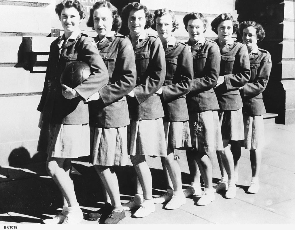 Australian Army Canteens Service Basketball Team
