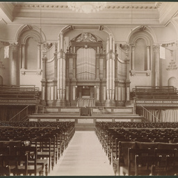 Adelaide Town Hall interior