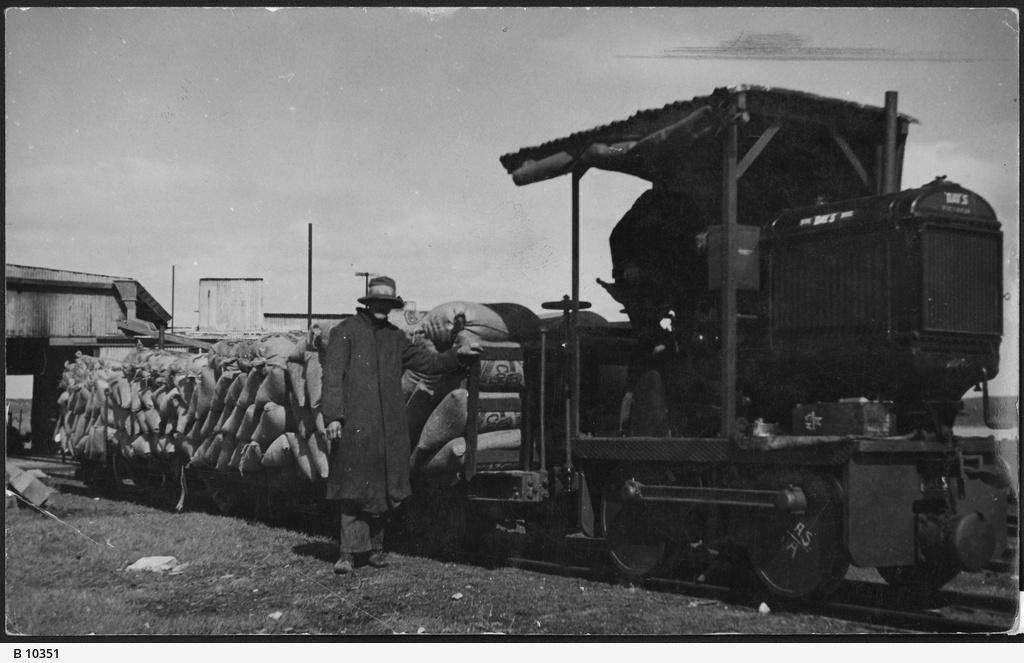 Railway, Kangaroo Island