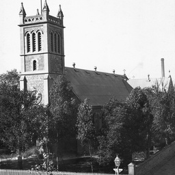 Trinity Church, North Terrace