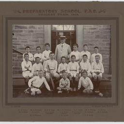 Prince Alfred College Prepatory Cricket Team
