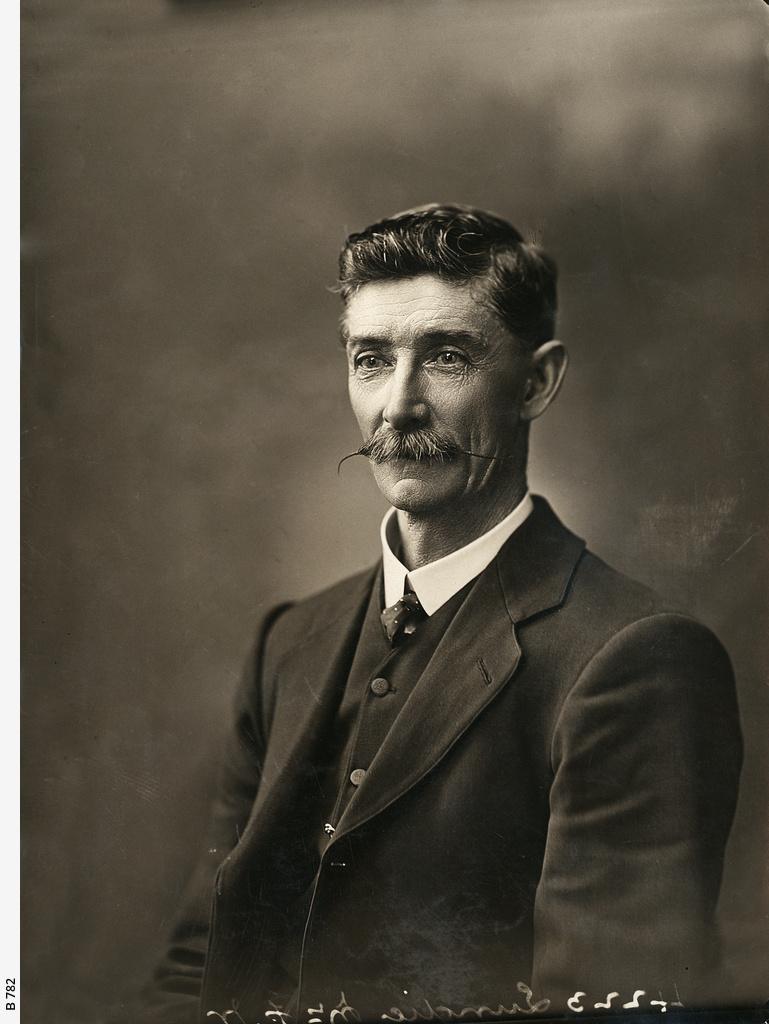 Francis Walter Lundie
