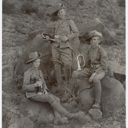Buglers in South Africa