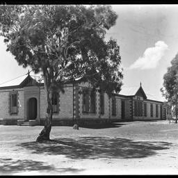 Goode Wing, Kalyra Sanatorium