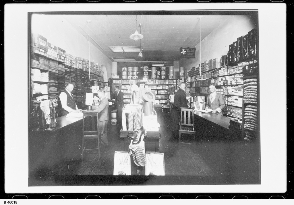 Prest's Department Store
