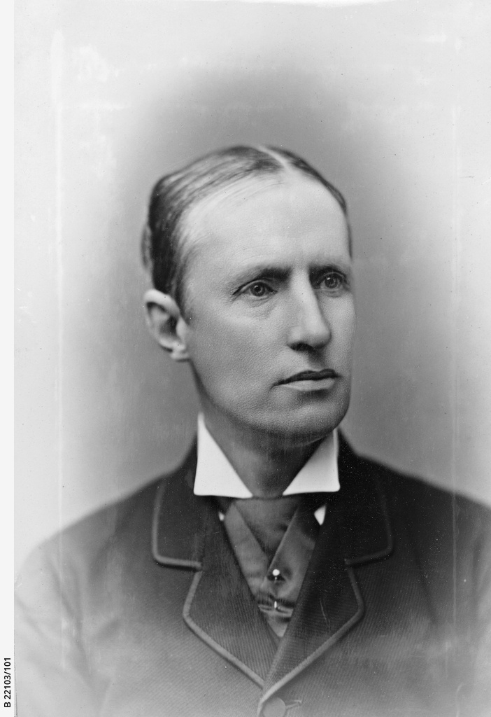Adelaide Book Society : William Robinson