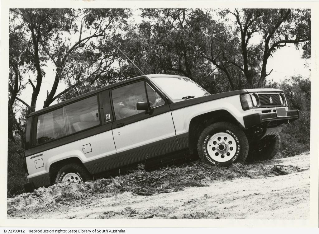 Holden Jackaroo
