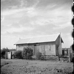 Fettler's cottage, Finke Siding