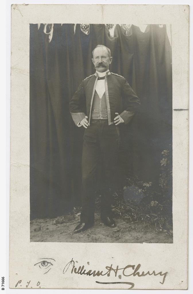 William H Cherry