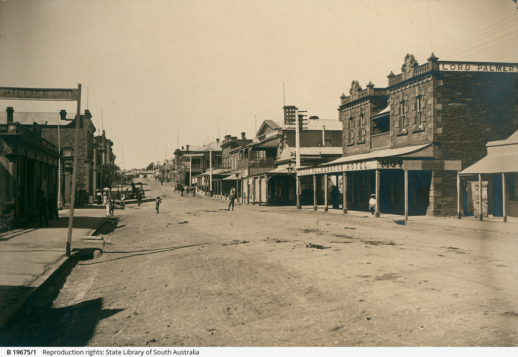Views of Kapunda and District : Main Street